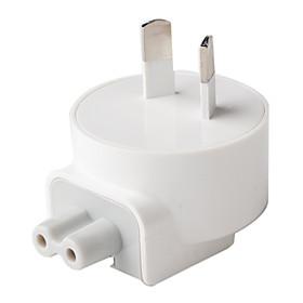 AU AC Plug for Macbook Air Pro (White)