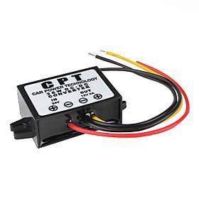DC Buck Converter 12V 24V to 5V 25W Car Power Adapter and Step Down Inverter