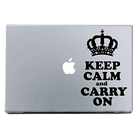 Crown Pattern Protect Skin Sticker for 11 13 15 Macbook Air Pro