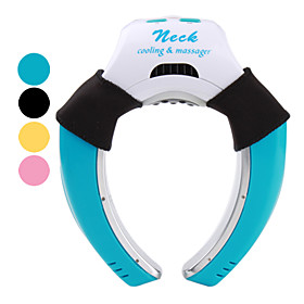 Portable Health Care Neck Cooling and Massager