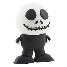 8 GB Skull Shaped USB 2.0 Flash Drive