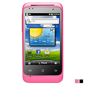 Radar - 3G Android 2.3 Smartphone with 3.5 Inch Capacitive Touchscreen (Dual SIM, GPS, WiFi)