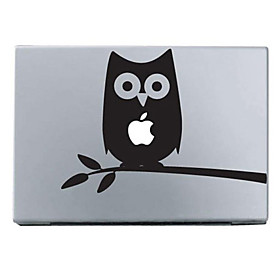 Owl Pattern Protect Skin Sticker for 11 13 15 Macbook Air Pro