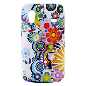 Colorful Pattern for Samsung Galaxy Mini S5830(Multi-Color)