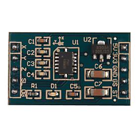 Arduino MMA7361 (MMA7260) Accelerometer Sensor Module