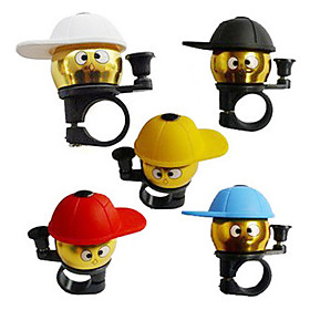 Lovely Cartoon Style Bicycle Bell (5 Colors)