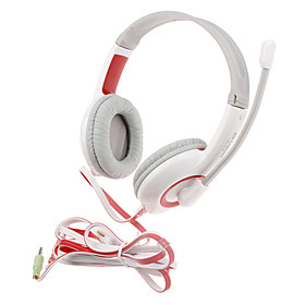Lupuss Stereo Headset with Microphone (Assorted Colors)
