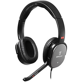 Bingle Strong Bass Stereo Headphone with Microphone (Assorted Colors)