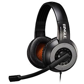 Bingle B326 Headphone with Microphone (Assorted Colors)