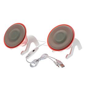 Portable Strong Bass USB 2.0 Speaker