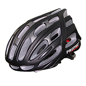 29 Vents Cycling Helmet with LED Tail Light