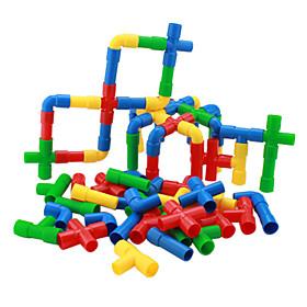 Column Plastic Beginner Building Block Set for Kid Adventure