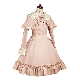 Long Sleeve Cotton Sweet Lolita Coat