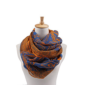 Gorgeous Cotton/Polyester Special Occasion Scarf