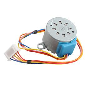 28BYJ-48-5V 4-Phase 5-Wire Stepper Motor for 28BYJ-48-5V Microcontroller