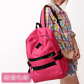 Trendy Zipper Casual Backpack(30cm 18cm 43cm)