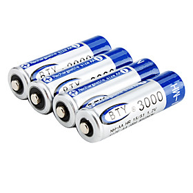 1.2V NH-AA Rechargeable Battery (Blue)