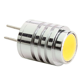G4 1.5W Warm White Light LEB Bulb for Car Lamps (DC 12V)