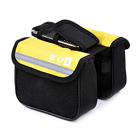 ROSWHEEL Bicycle Beam Saddle Tube Bag (Assorted Colors)