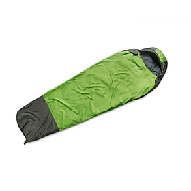 AGLEROC 1 Person Hollow Cotton Mummy Sleeping Bag