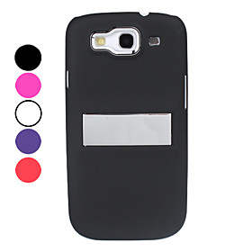 Case with Stand for Samsung Galaxy S3 I9300 (Assorted Colors)