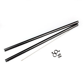 Mystery (2 Tail pipe and Rod 2 fixed ring) for 450V3 RC Helicopter