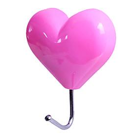 Heart-Shaped Magnetic Hook(2 PCS)