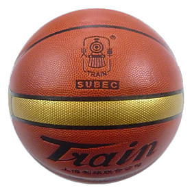 Train- #7 PU and Rubber Basketball