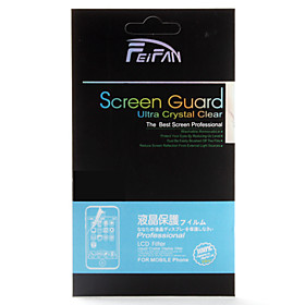 Ultra Crystal Clear Screen Protector Film for iPhone 5