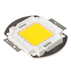 DIY 30W 2500-3500LM 2850-3050K Warm White Light Integrated LED Module (33-35V)