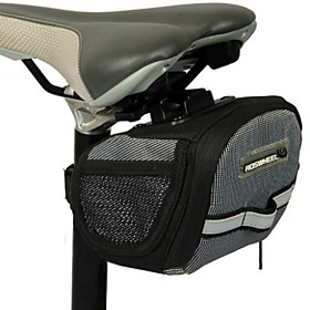 ROSWHEEL Bicycle 600D Saddle Tail Bag (Assorted Colors)