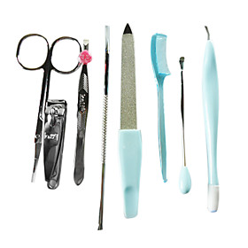 8pcs Multifunctional Nail Tools Set