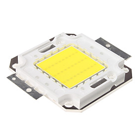 DIY 30W 2500-3500LM 6500-7000K Natural White Light Integrated LED Module (33-35V)