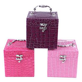 Classic Retro Three Layers Jewelry Storage Box