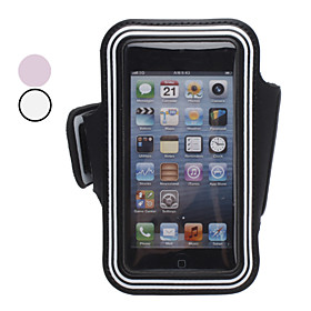Lacework Sports Armband with Key Slot for iPhone 5 (Assorted Colors)