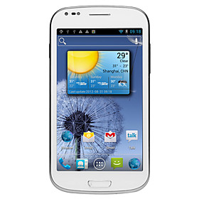 N710 MT6575 Android 4.0 Dual Card Quand Band 5.3Inch QHD HD Capacitive Cell Phone(WIFI,FM,3G,GPS)