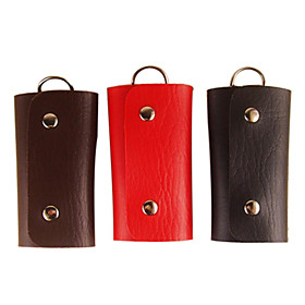Unisex Leather Key Cases(Random Color)