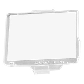 LCD Monitor Cover Screen Protector for Nikon D90 BM-10