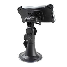 Adjustable Car Windshield Mount for iPhone 5 (Black)