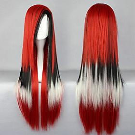Mixed Color Lolita Punk Lolita Wig