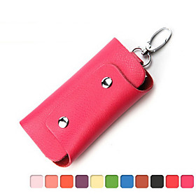 Fashion Leather Buckle Key Case(10 6 2CM)
