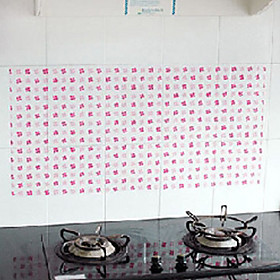 Heat-Resistant And Easy To Clean Oil Stickers