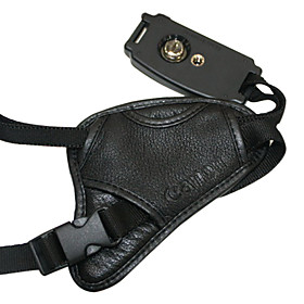 New Leather Hand Grip Strap for Canon EOS DSLR 60D 50D and More