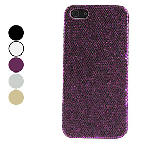 Flash Powder Design Hard Case for iPhone 5 (Assorted Colors)