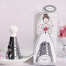 Stainless-Steel Cheese Grater in Showcase Gift Box