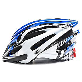 24 Vents In-Molding Technology Helmet with Detachable Sunvisor