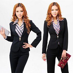 Women's Fashion Slim Business Suit