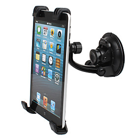 Rotatable Suction Car Bracket for iPad mini and Others