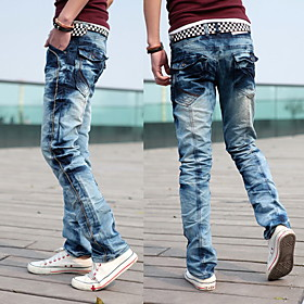 Fashion Slim Jeans