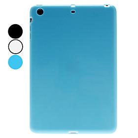 Simple Designs Dull Polish TPU Soft Case for iPad Mini (Assorted Colors)